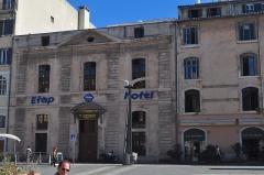 Arsenal des Galères , actuellement entrepôt - Français:   Marseille.Arsenal des galères
