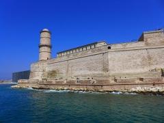 Fort Saint-Jean - English: Fort Saint-Jean - Marseille, Department Bouche du Rhone, France