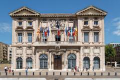 Hôtel de ville - Deutsch: Rathaus von Marseille