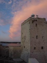 Fort de Bouc (ou fort Vauban) - Français:   Un monument et un site magnifiques dans un site maritime inhabituel.