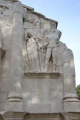 Arc de triomphe - Français:   Arc de triomphe de Glanum (Classé)
