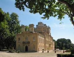 Domaine du château d'Avignon - Nederlands: Les Saintes-Maries-de-la-Mer (departement Bouches-du-Rhône, Frankrijk): kasteel van Avignon