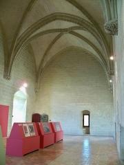 Château du Roi René - grande garde robe u chateau de Tarascon (13)