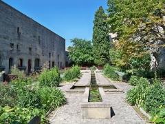 Château du Roi René - Jardin du Chateau de Tarascon (13)
