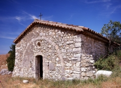 Prieuré de Valmogne - Deutsch: Primitive Kapelle in der Provence