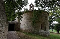 Chapelle Notre-Dame-du-Revest - English: Notre-Dame du Revest, Esparron (Var) France. The current 12th century chapel is a beautiful exemple of a Provencal Roman building