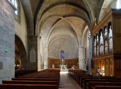 Cathédrale Saint-Léonce, baptistère et cloître - Français:   Cathédrale Saint Léonce (Fréjus, Var, France)
