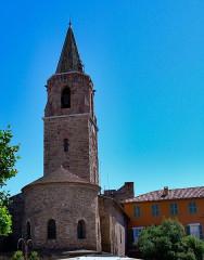 Evéché - English: Saint-Leonce Cathedral, Frejus, France