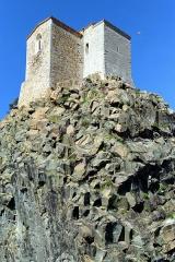 Chapelle de style roman (vieille) -  La Garde, Var (Provence) - Ancienne église Notre-Dame du XIIe siècle.