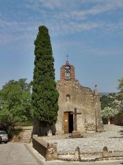 Chapelle des Pénitents - English: The
