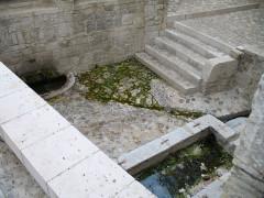 Bains maures - English: Bains Maures -detail- Lorgues