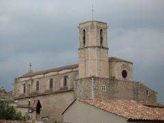 Eglise collégiale Saint-Martin - English: Collegiale St-Martin Lorgues