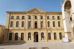 Hôtel de ville - Deutsch: Rathaus von Saint-Maximin-la-Sainte-Baume