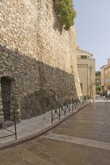 Tour Jarlier - Français:   Tour Jarlier rue de la Citadelle à Saint-Tropez.
