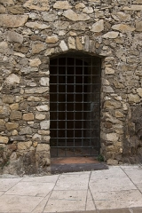 Tour Jarlier - Français:   Porte de la Tour Jarlier, rue de la citadelle à Saint -Tropez