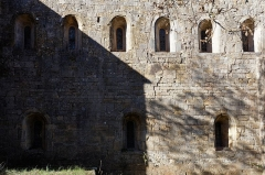 Ancienne abbaye - This building is indexed in the Base Mérimée, a database of architectural heritage maintained by the French Ministry of Culture,under the reference PA00081747 .