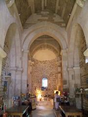 Chapelle Saint-Sixte - Français:   Chapelle Saint-Sixte d\'Aubignan, Route de Caromb (Inscrit, 1984)