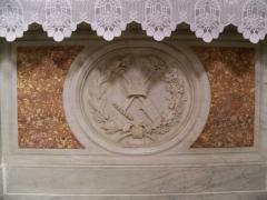 Eglise - Français:   Église Notre-Dame de l\'Annonciation et Saint Victor Martyr d\'Aubignan