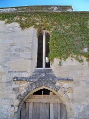 Couvent de Saint-Véran - Français:   Couvent de Saint-Véran chapelle (classée)