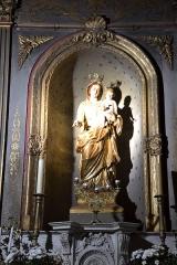 Eglise Saint-Didier - Collégiale Saint-Didier (Classé)