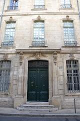 Hôtel de Monery ou de Saint-Priest - Français:   Hôtel de Monery décor intérieur (Classé)