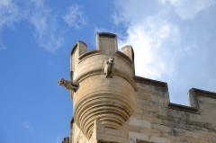 Ancien petit séminaire, dit Petit Palais ou Palais Jules II, actuellement Musée du Petit Palais - English: détail of Petit Palais Muséum, Avignon