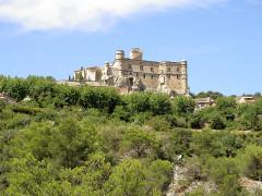 Château du Barroux -