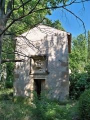 Chapelle Saint-Martin-de-Serres - Français:   Chapelle Saint-Martin, au nord ouest du hameau de Serres, commune de Carpentras