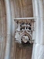 Eglise Saint-Siffrein, ou ancienne cathédrale - Église Saint-Siffrein de Carpentras, ou ancienne cathédrale église (classement)