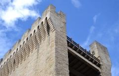 Porte d'Orange - Français:   Porte d\'Orange de Carpentras (classement)