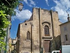 Ancienne cathédrale, puis église paroissiale Saint-Véran - Français:   Cathédrale Notre-Dame-et-Saint-Véran de Cavaillon cloître (Classé Classé)