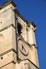 Eglise paroissiale Notre-Dame-des-Anges - Français:   Collégiale Notre-Dame-des-Anges de L\'Isle-sur-la-Sorgue (Classé)