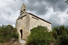 Chapelle Sainte-Madeleine - Français:   Chapelle Sainte-Madeleine de Mirabeau, Vaucluse (France)