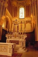Eglise Notre-Dame-de-Nazareth (ancienne cathédrale) - Français:   Cathédrale Notre-Dame-de-Nazareth d\'Orange, France