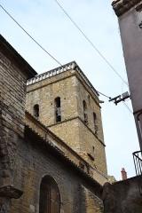 Eglise Notre-Dame-de-Nazareth (ancienne cathédrale) - Français:   Cathédrale Notre-Dame-de-Nazareth d\'Orange église (Classé)
