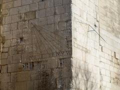 Eglise Notre-Dame-de-Nazareth - Français:   Église Notre-Dame-de-Nazareth (Classé)
