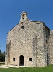 Chapelle de Saint-Quenin - Nederlands: Vaison-la-Romaine, Vaucluse, Provence-Alpes-Côte d'Azur, Frankrijk 2008 - Kapel St.-Quenin, Provençaals-romaanse stijl XIIde eeuw