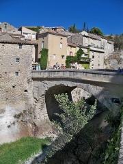 Pont romain - Français:   Pont Roman à Vaison-la-Romaine