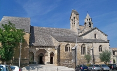 Eglise paroissiale Notre-Dame-de-Nazareth - Français:   Église Notre-Dame-de-Nazareth de Valréas
