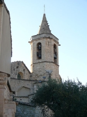 Eglise Notre-Dame-de-Nazareth - English: Our Lady of Nazareth's church of Monteux (Vaucluse, Provence-Alpes-Côte d'Azur, France).