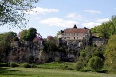 Château d'Aucors - Français:   Château d\'Aucors, commune de Beaussac, Dordogne.