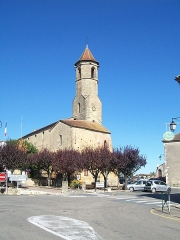 Tour de la Mairie - This building is indexed in the Base Mérimée, a database of architectural heritage maintained by the French Ministry of Culture,under the reference PA00082370 .