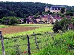 Château - Français:   Château de Berbiguières