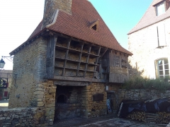 Four à pain dépendant de l'ancien presbytère d'Urval - Français:   Four Banal d\'Urval