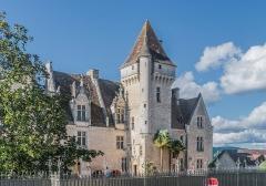 Château des Milandes - English:   Castle of Milandes, commune of Castelnaud-la-Chapelle, Dordogne, France