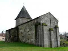 Eglise Saint-Paul de Reilhac - Français:   L\'église Saint-Paul de Reilhac vue du nord-ouest, Champniers-et-Reilhac, Dordogne, France.