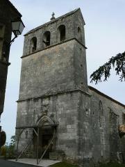 Eglise - Français:   Église Saint-Pierre et Saint-Paul,  (Inscription, 1948)
