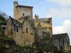 Château de Commarque - Château de Commarque, Dordogne
