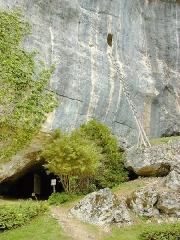 Gisement de Laugerie-Basse - Français:   Abri de Laugerie-Basse, Les Eyzies-de-Tayac-Sireuil en Dordogne