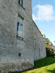 Château de Gageac - Français:   Le côté nord du château de Gageac, Gageac-et-Rouillac, Dordogne, France.